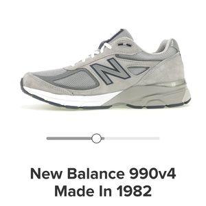New Balance 99 V4 Running Shoes